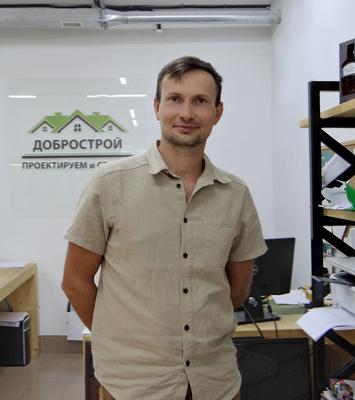 Пискунов Илья Александрович Директор - компании «Добрострой»